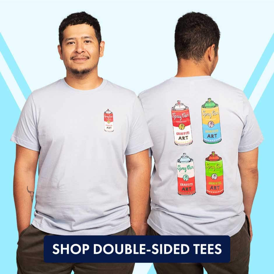 Shop Double-sided tees
