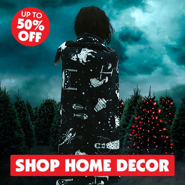 Shop Home Decor button