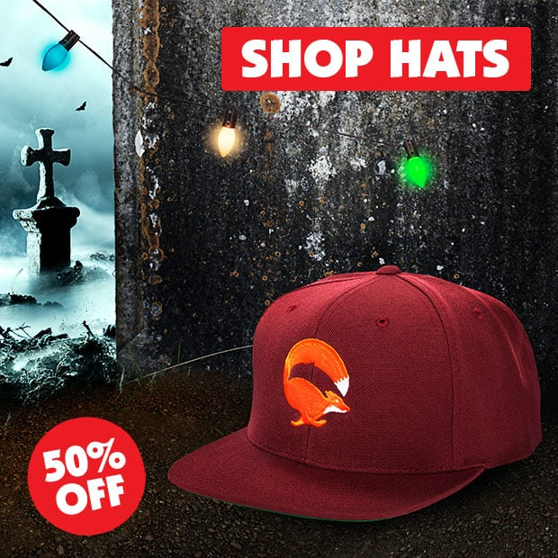 Shop Hats button