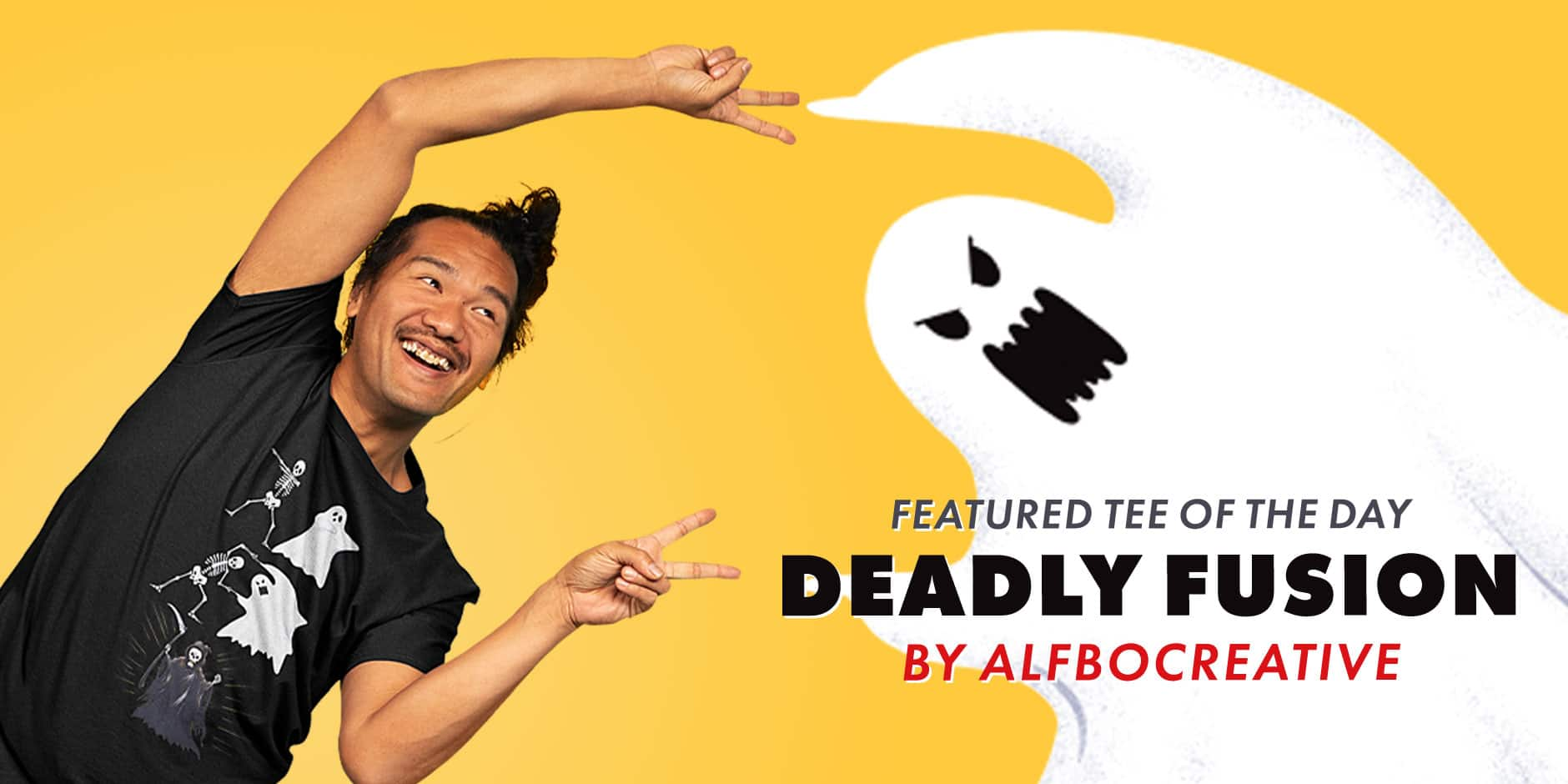 Featured Design: Deadly Fusion by alfbocreative