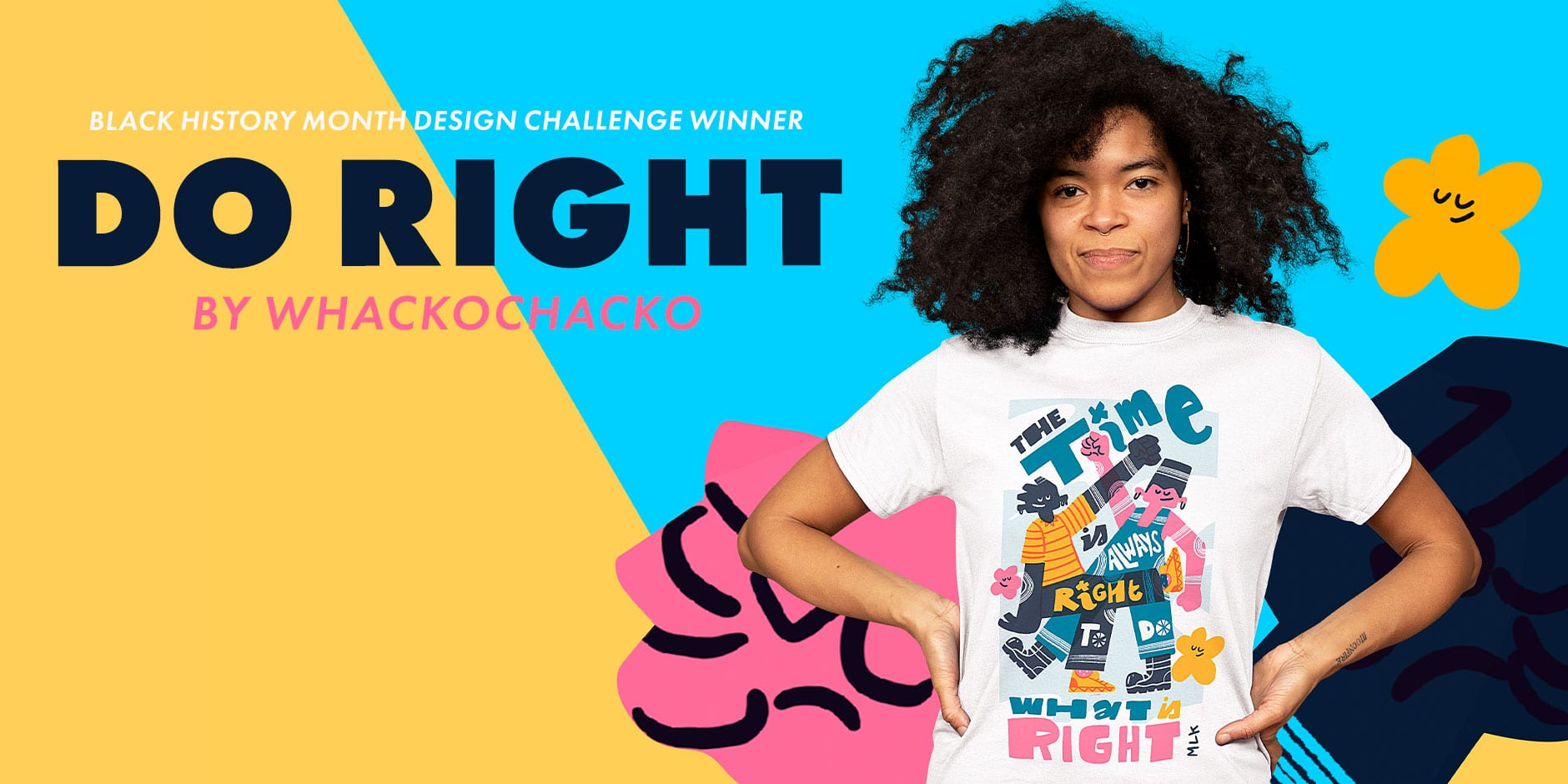 Featured Design: Do Right by Whackochacko