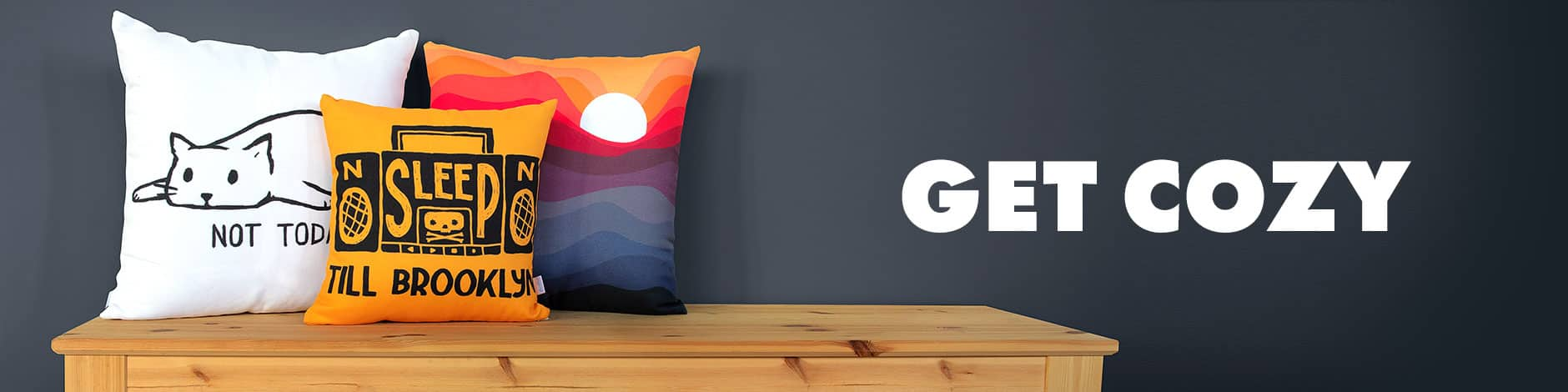 Shop Home Decor in the Threadless Marketplace