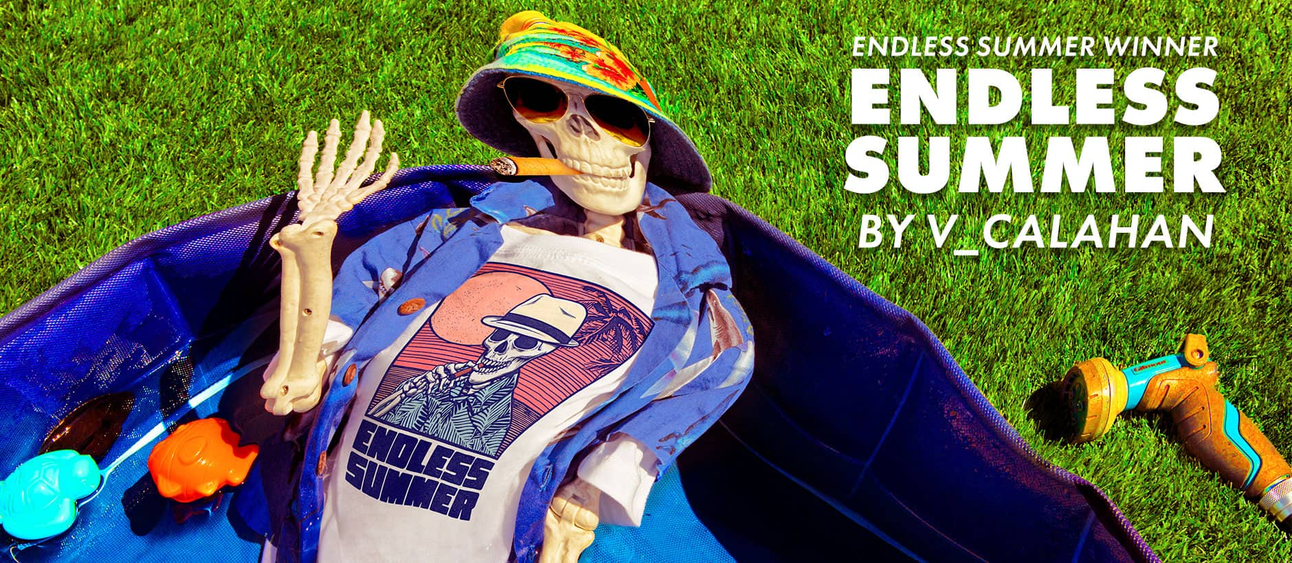 "Shop ""Endless Summer"" by V_Calahan on Threadless"