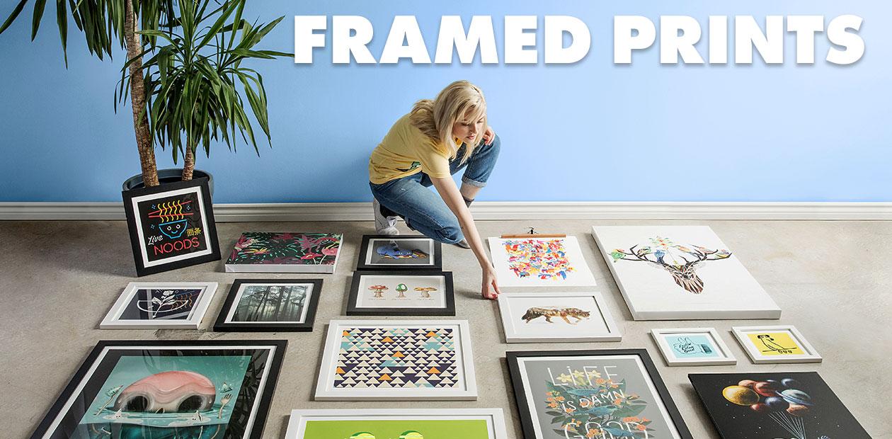 Shop Framed Prints
