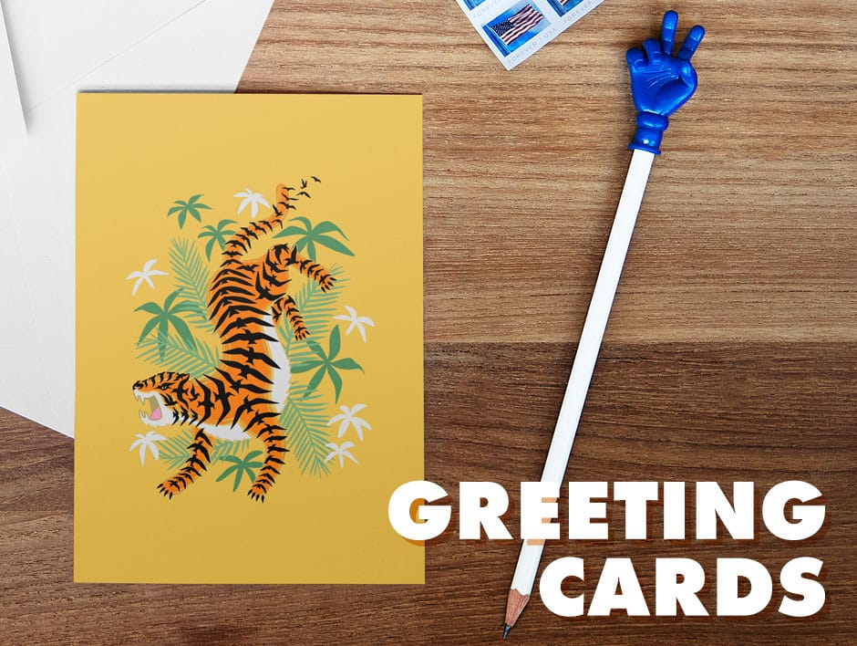 Shop Greeting Cards on Threadless