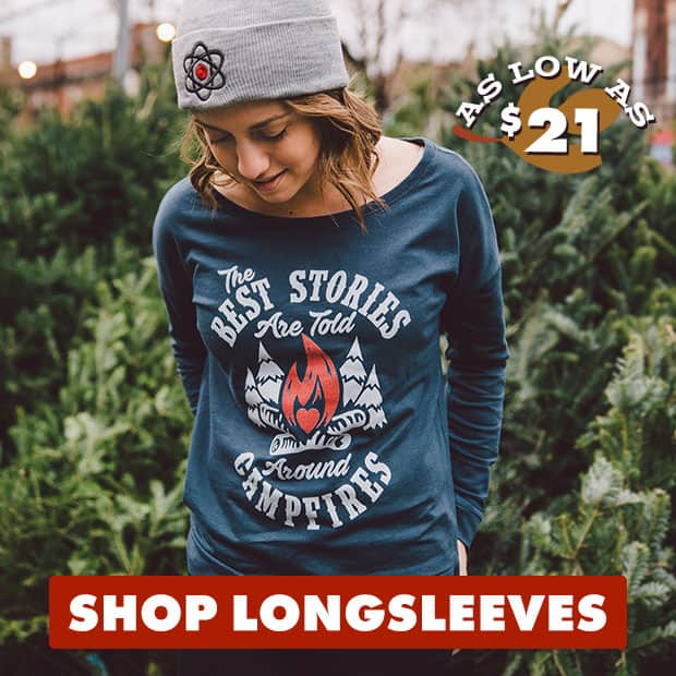 Shop Longsleeves on Threadless
