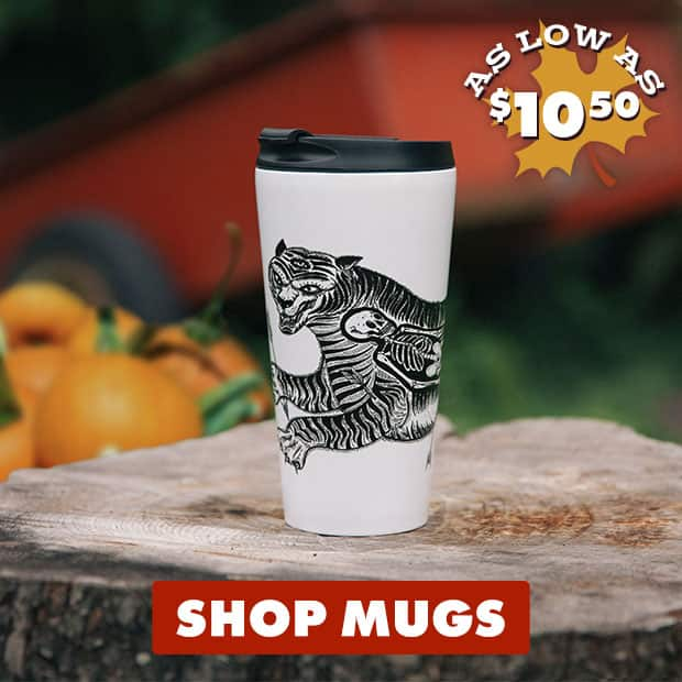 Shop Mugs on Threadless