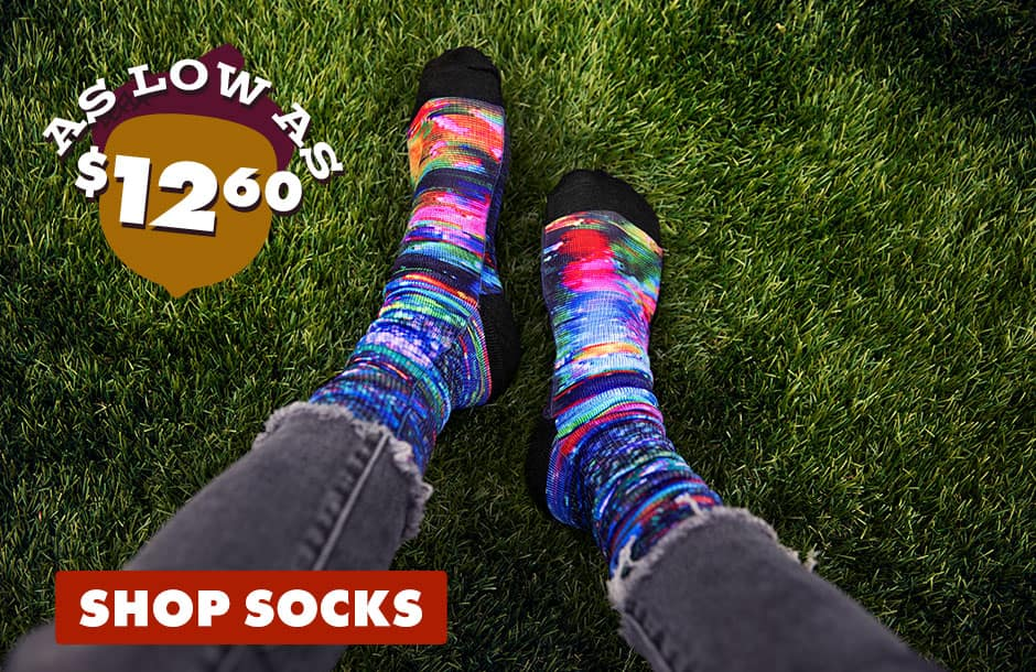 Shop Socks on Threadless
