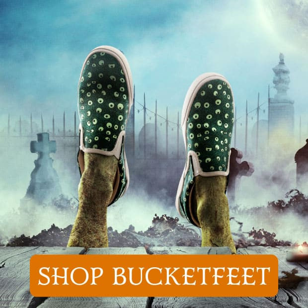 Shop Bucketfeet Shoes on Threadless