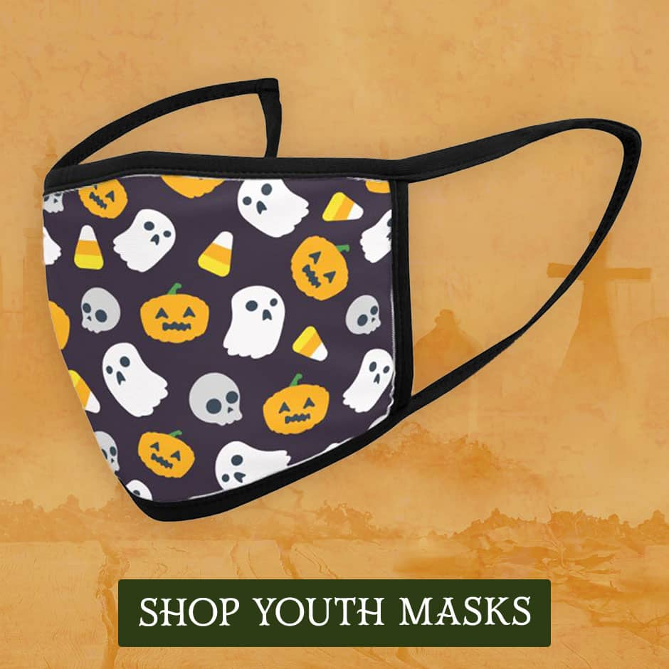 Shop Youth Masks on Threadless