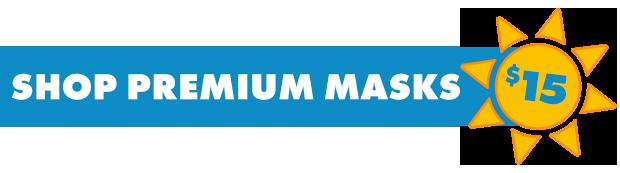 Shop Premium Face Masks on Threadless