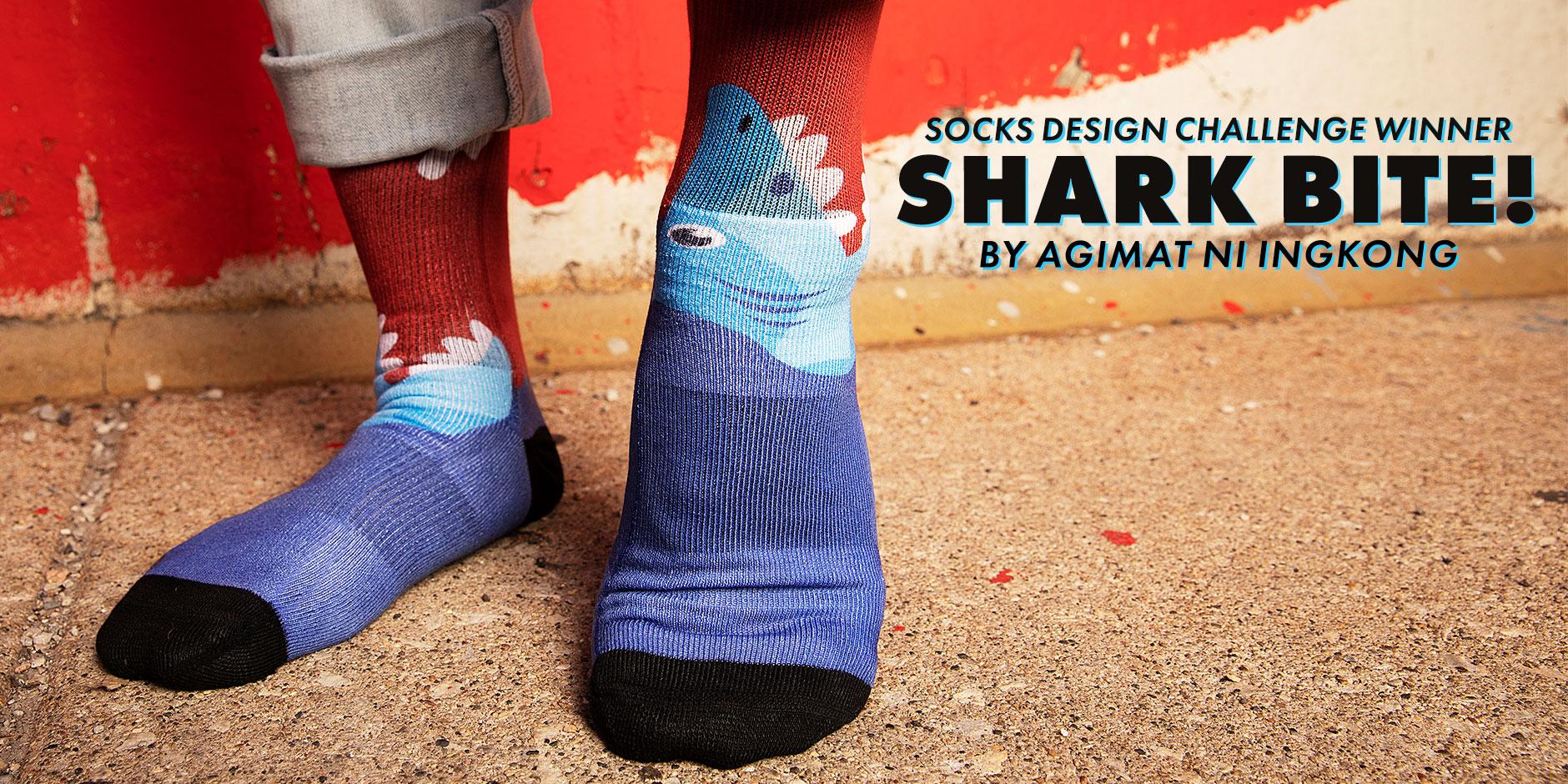Featured Design: Shark Bite by Agimat ni Ingkong