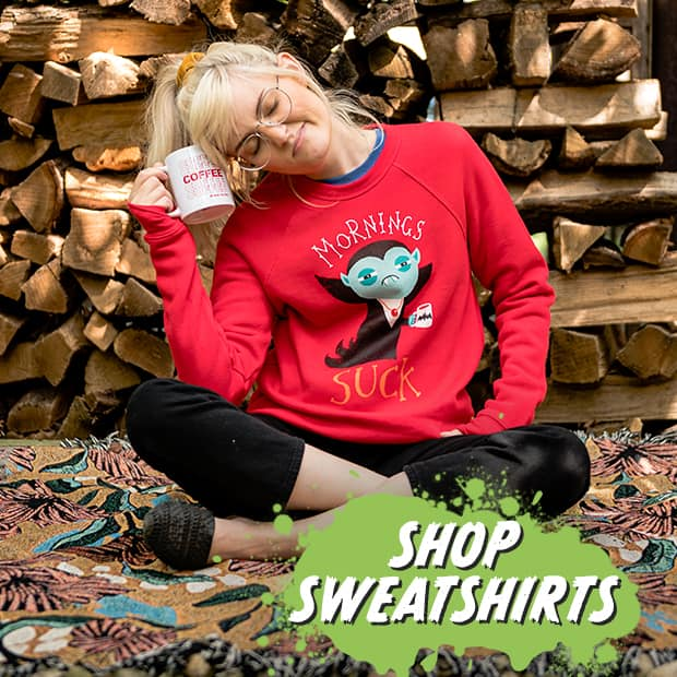 Shop Sweatshirts on Threadless