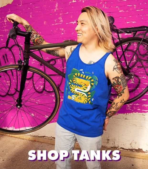 Shop Tanks