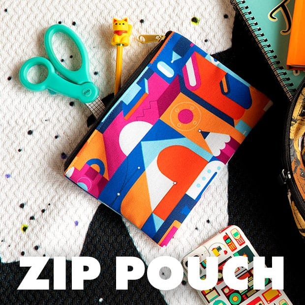 Shop Zip Pouches
