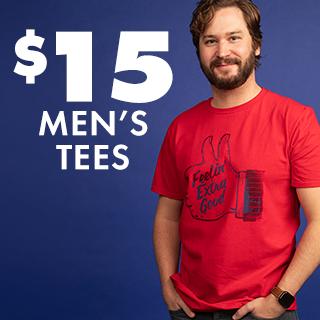 Shop $15 Tees