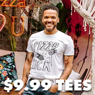 Shop $9.99 Men's Tees