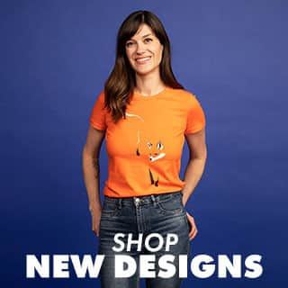 Shop Women's Tees!