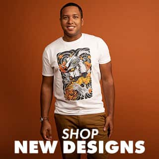 Shop Men's New Designs