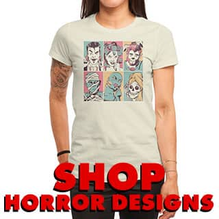 Shop the Horror Collection!