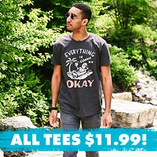 Shop $11.99 Men's Tees