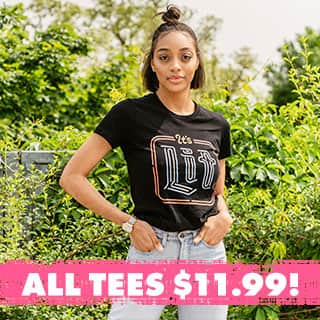 Shop $11.99 Women's Tees!