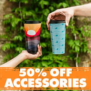 Shop 50% off Accessories