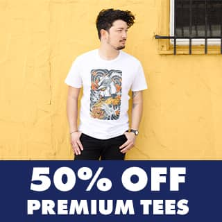 Shop Men's Tees