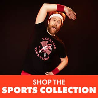 Shop the Sports Collection