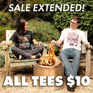Extended: Shop $10 Tees