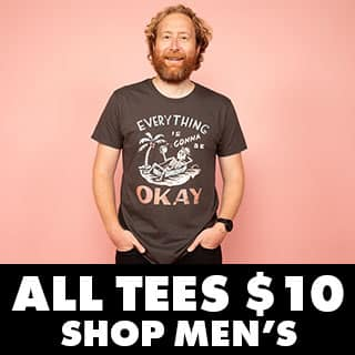 Shop Men's $10 Tees