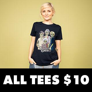 Shop $10 Tees
