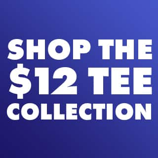 Shop the $12 Tee Collection