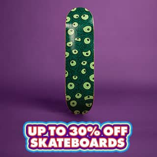 Shop up to 30% off Skateboards