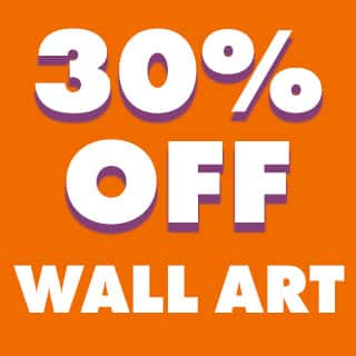 Shop 30% off everything!