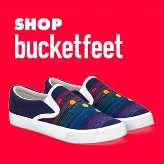 Shop Bucketfeet Footwear