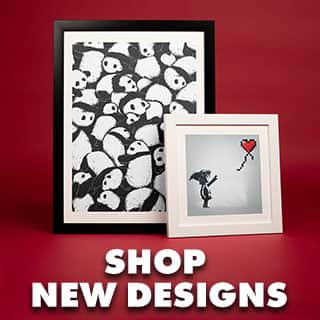 Shop New Wall Art!