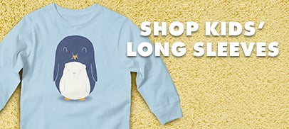 Shop Kids Long Sleeves