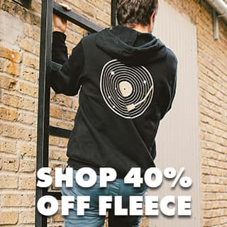 40% off All Fleece!