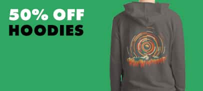 50% Off Hoodies
