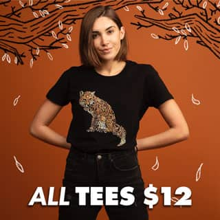 $12 Tees + 30% off Everything!