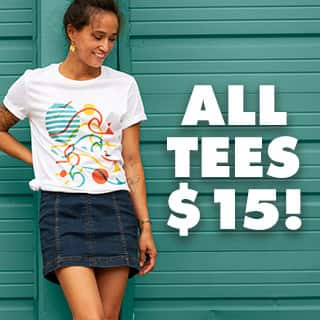 Shop Women's Extra Soft Tees
