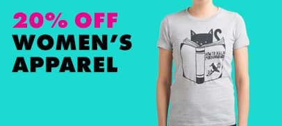 20% Off Women's Apparel