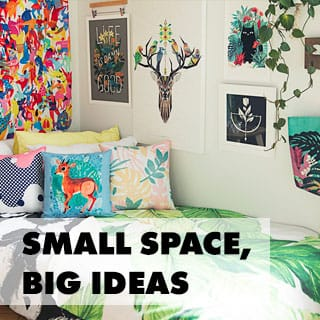 Making the most out of a small space