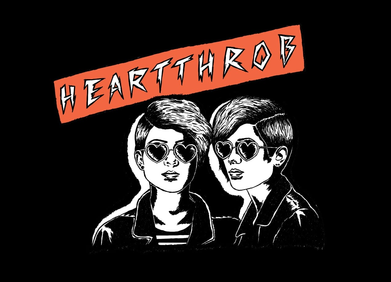 Heartthrob Sunglasses