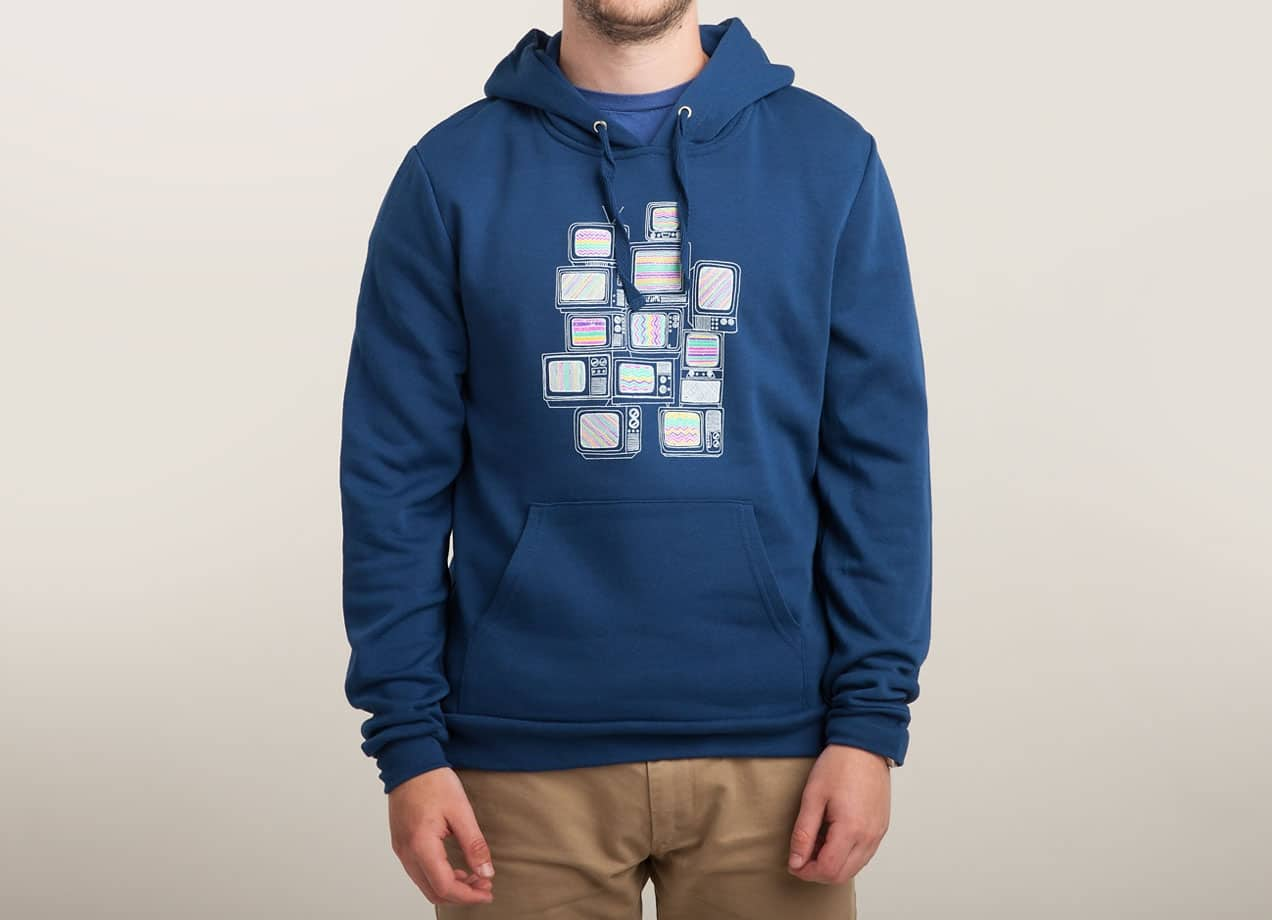 interference - Hoodie Design Ideas