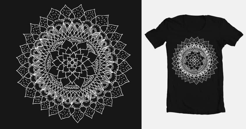 flowerious 2.0 by mogo fresha on Threadless