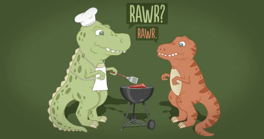 How do you want it cooked? by mattwill on Threadless