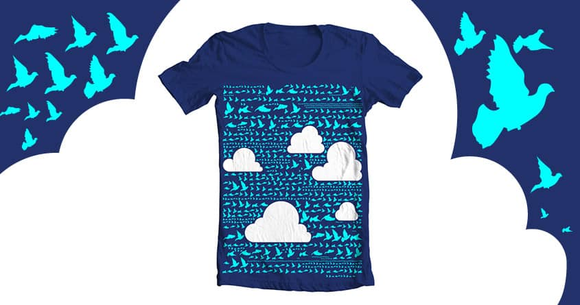 Let's Fly by What_eVer_Luk on Threadless