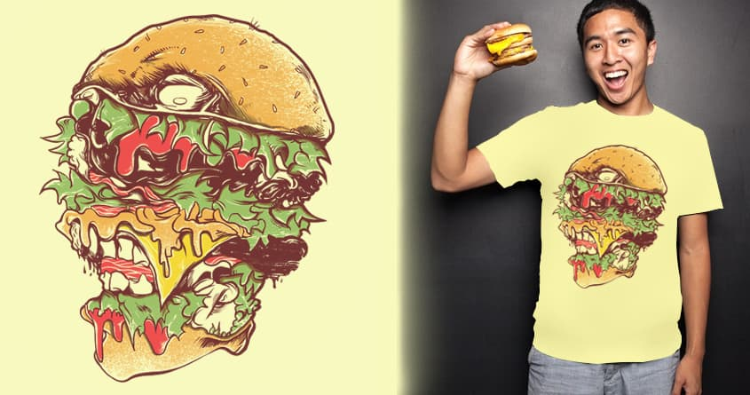 You Are What You Eat             by iamrobman on Threadless